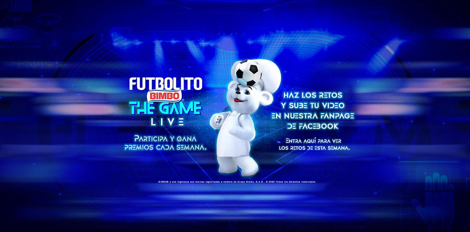 Futbolito Bimbo The Game LIVE